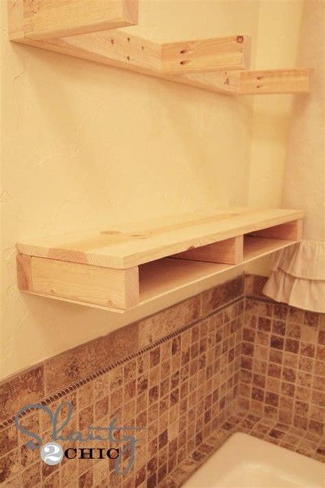 diy floating desk with drawers floating shelves shelves and diy and crafts on