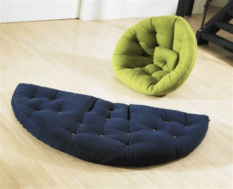 Futon Nest Chair by Nest Multifunctionel Futon Furniture By Anders Backe At