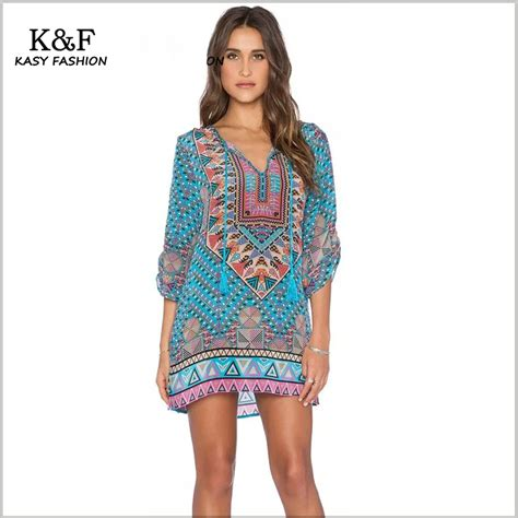 bohemian summer dress 2017 ethnic bohemian summer dress 2017 ethnic ropa mujer 3 4