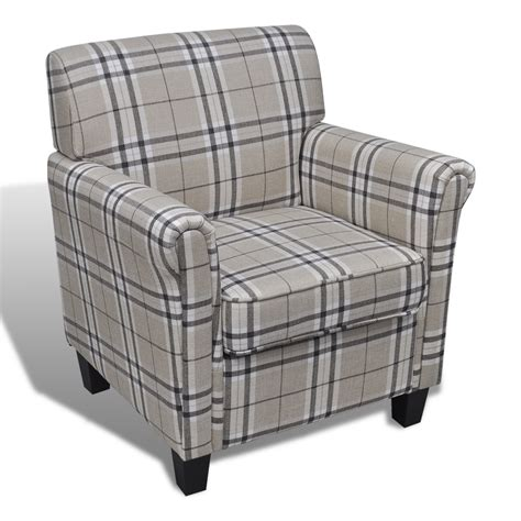 Armchair Seat Cushions by Sofa Chair Armchair Fabric Seat Cushion Vidaxl