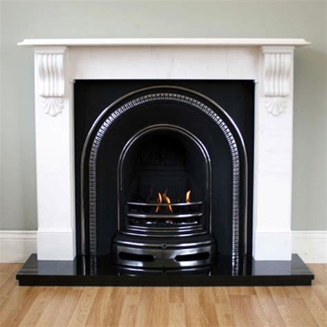 Fitting Cast Iron Fireplace fireplaces fitting restoration reproduction antique