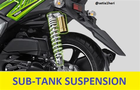 Shockbreaker X Ride 2017 Shock Tabung Yamaha X Ride 125 Tahun 2017 Setia1heri