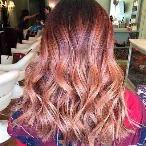 balayage hair strawberry the best balayage color ideas hair world magazine amazing 41 balayage hair color ideas for 2016 abbuzz