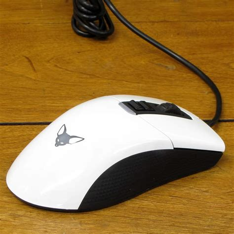 Standart Mouse Gaming fenek standard issue gaming mouse arctic fox pwm 3310 epic