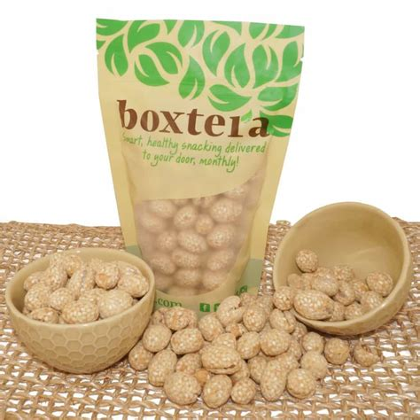 Scrumptious Pop Nosh Linkage by Scrumptious Unique Healthy Snacks From Boxtera The
