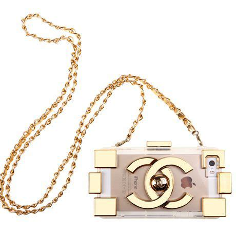Chanel Gold For Iphone 4s Or Iphone 5s chanel iphone 4 4s 5 5s 6 gold fashion