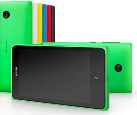 Nokia X Android Dual Sim Merah harga dan spesifikasi nokia x dual sim 4 gb merah