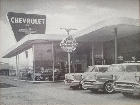 198 best images about car dealerships from past on