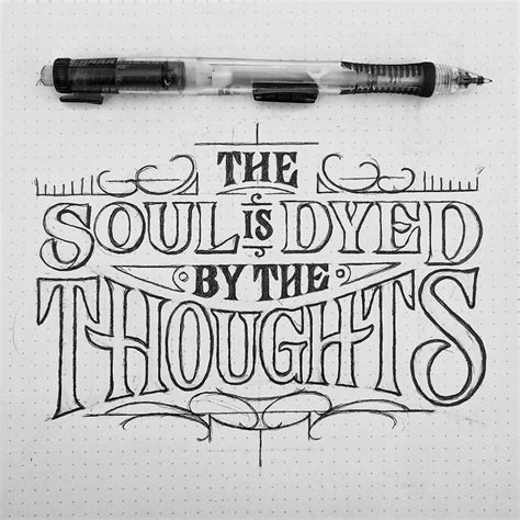 tattoo font vintage instagram feed fonts typography and calligraphy