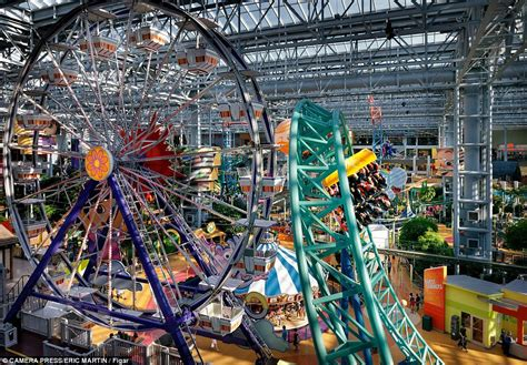 biggest online plants store inside the mall of america rollercoasters sharks and