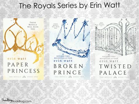 The Royal Series By Erin Watt Paperback Giveaway 4