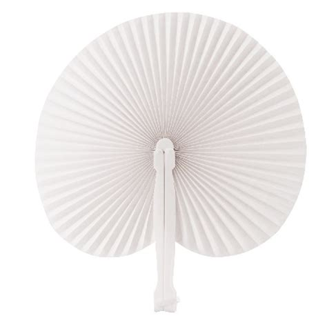 cheap fans for sale cheap white folding paper fans for weddings for sale on