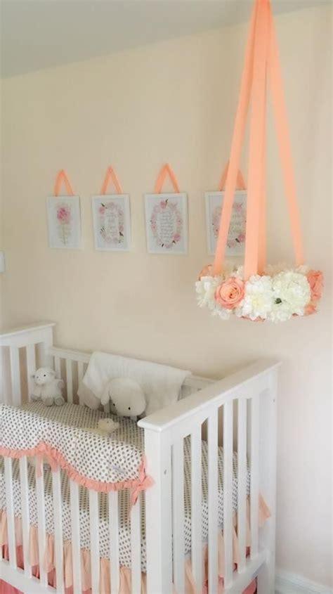 Gray Wall Bedroom - best 25 peach nursery ideas on pinterest peach baby nursery hobby lobby mobile al and