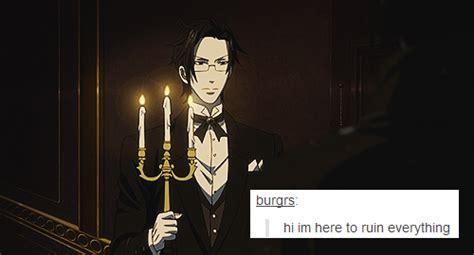 black doll meme black butler memes