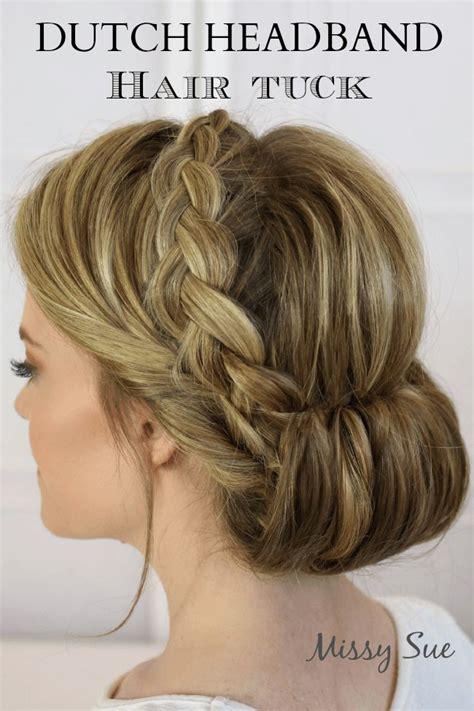 gibson tuck flapper 25 best ideas about headband hair tuck on pinterest