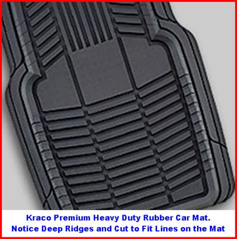 Car Rubber Floor Mats rubber floor mats rubber car floor mats rubber truck autos post