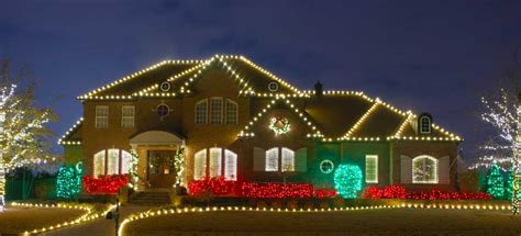 companies that decorate homes for christmas lake st louis missouri mo christmas decor professional