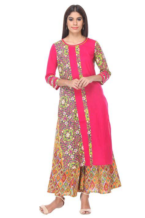 dress design kurta new indian pakistani designer women kurta kurti party wear