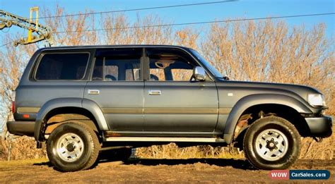 1991 Toyota For Sale 1991 Toyota Land Cruiser For Sale In Canada