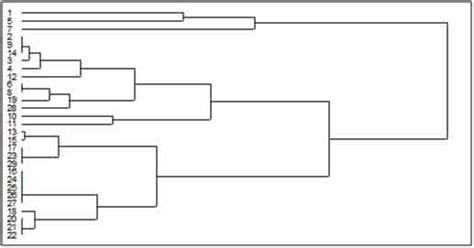 pattern classification exle analyses multivari 233 es et dispersion horizontale