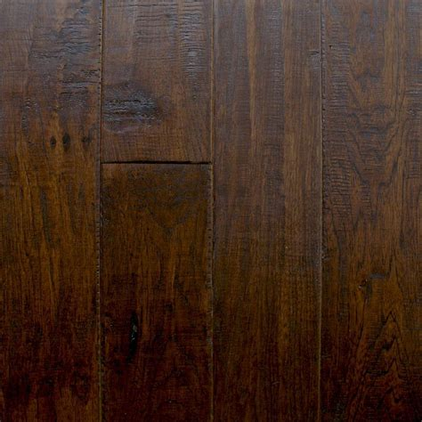 Heritage Mill Hickory Chestnut 3/8 in. Thick x 4 3/4 in