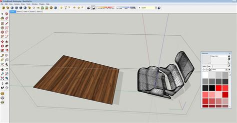 sketchup tutorial room design interior design of a living room with sketchup sketchup