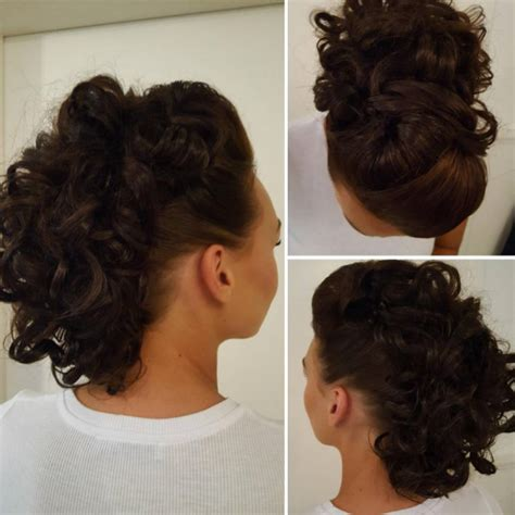 Quinceanera Hairstyles With Curls by Quinceanera Updo Hairstyles Hair Is Our Crown