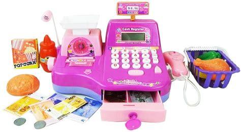 Msm Mainan Perempuan Kasir Register Helo Kity mobil mainan hello dhian toys