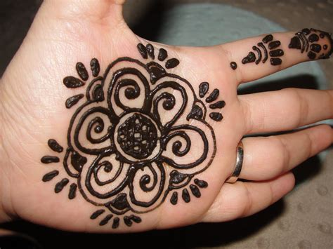 13 easy henna mehandi designs project 4 gallery