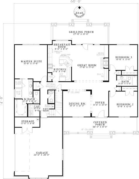 house plans and more kenary park craftsman home plan 055d 0187 house plans