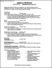 hospital receptionist resume objective sle templates