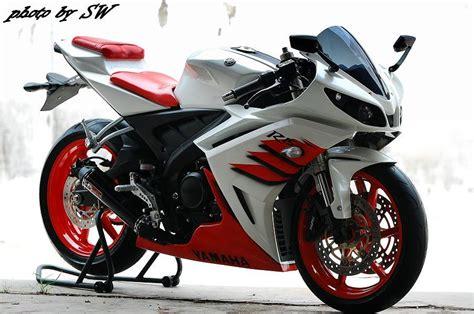 foto modifikasi sepeda motor modifikasi sepeda motor yamaha vixeon majalah lama