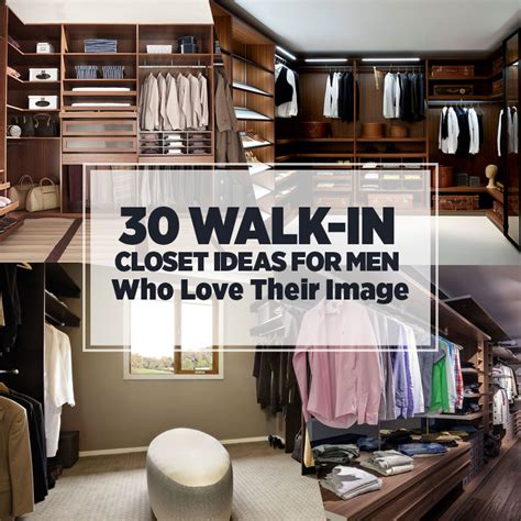 Home Office Decorating Ideas On A Budget by 30 Walk In Closet Ideas For Men Who Love Their Image