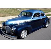 1941 Chevrolet Sedan Delivery Pro Touring Custom Coupe