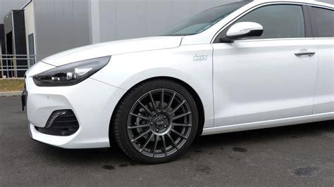 I30 Fastback Tieferlegen by Boes Motorsport Hyundai I30 Fastback Tuning 5