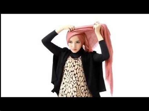 youtube tutorial turban pesta tutorial hijab turban layer untuk ke pesta youtube