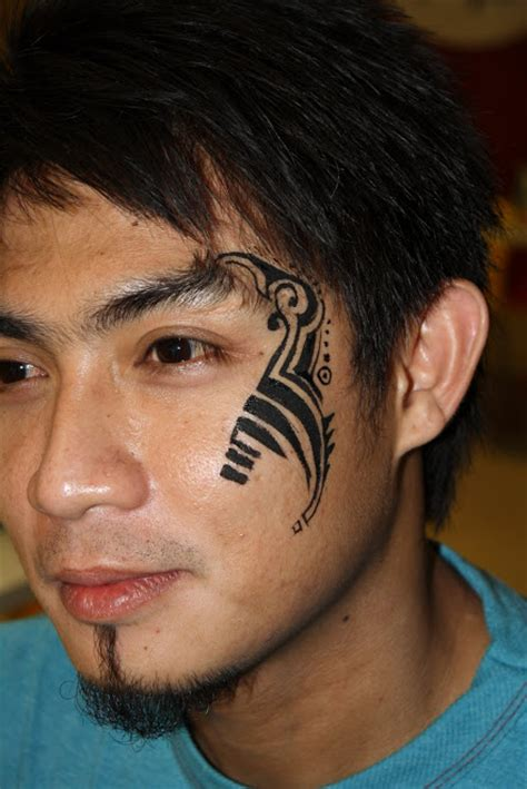 tribal pattern face paint tribal face paint designs image search results