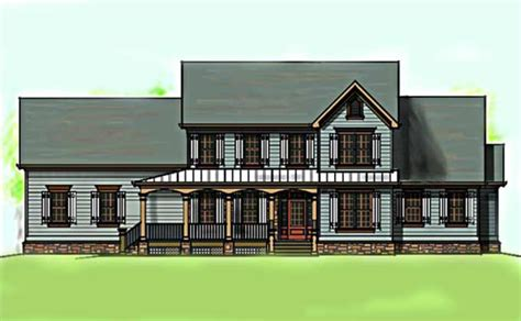Traditional House Plans With Porches by Home Plans House Plans By Max Fulbright Designs