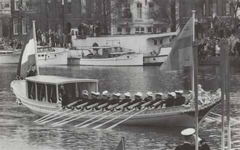 scheepvaartmuseum de oranje foto anefo