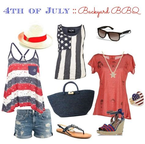 Backyard Bbq Attire What To Wear 4th Of July Celebrations At Home