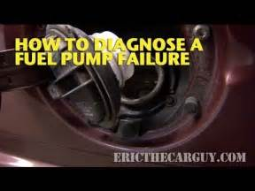Fuel System Failure How To Diagnose A Fuel Failure Ericthecarguy