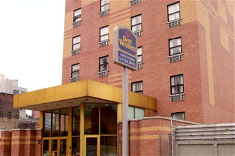 best western convention center hotel new york airports new york new york airport information