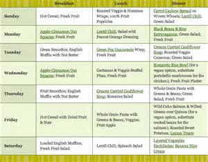 health starts here menu plan shopping list whole foods market