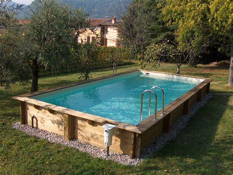 rivestimento in legno per piscine fuori terra piscine fuori terra cobel legno e piscine