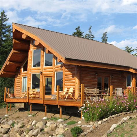 modular log homes washington state affordable log cabins