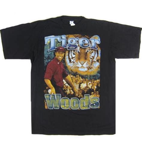 Tshirt Tiger Wood Black vintage tiger woods the masters chion t shirt golf pga