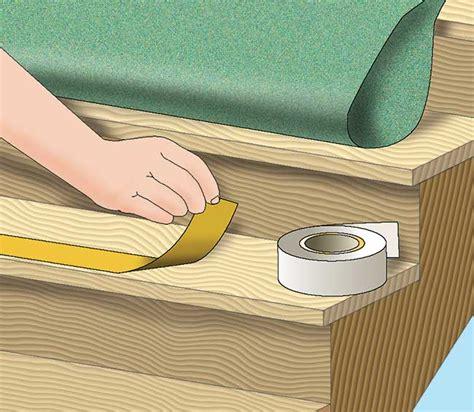 tappeti per scale in legno come rivestire le scale con la moquette guida illustrata