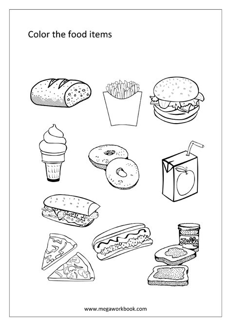 diys with food coloring free coloring sheets miscellaneous megaworkbook