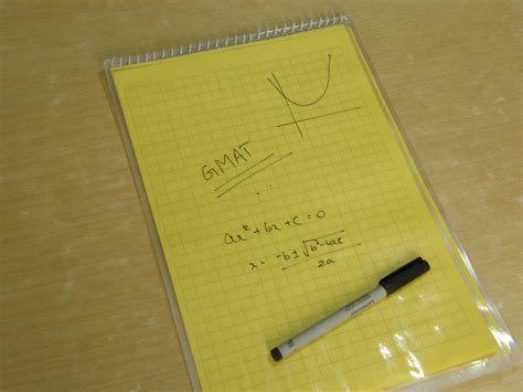 How To Start Mba Preparation From Scratch by Scratch Paper Noteboards