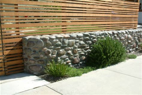wooden garden wall five stunning garden walls made of rock green